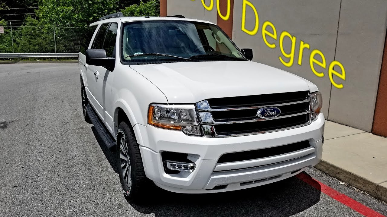 Ford Expedition Xlt El Interactive  Degree Interior View