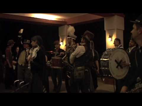 Emperor Norton's Stationary Marching Band - Sexyback + Bella Ciao