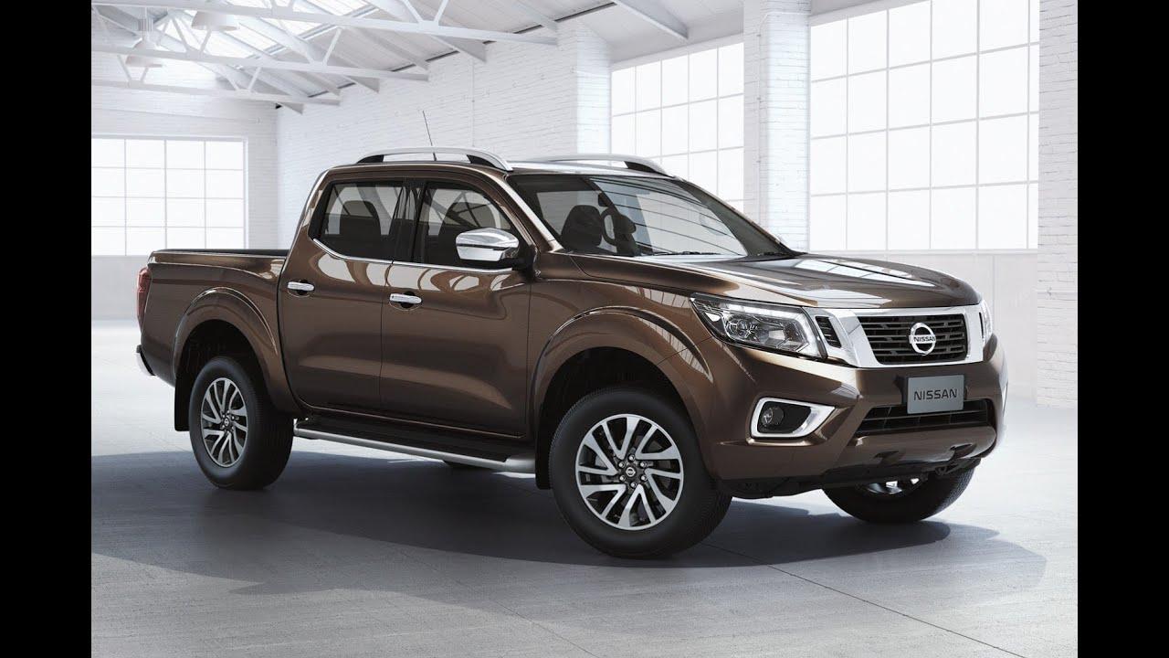 All New Nissan Navara Revealed
