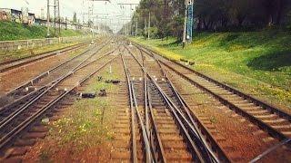 В пути следования. Прибытие на станцию Киев-Пассажирский