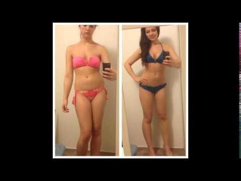как сбросить вес с 60 кг
