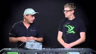 GeForce Garage: как установить светодиодную подсветку?(В этом ролике мы расскажем, как