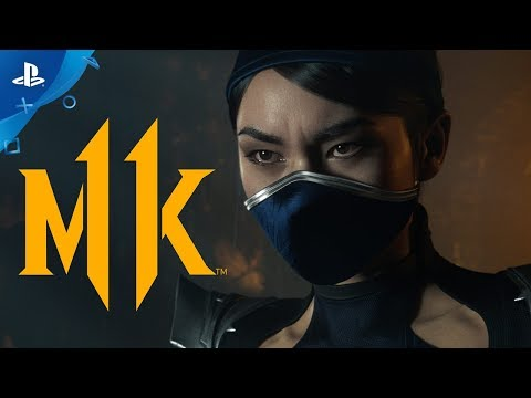 Mortal Kombat 11 - Official TV Spot   PS4 thumbnail
