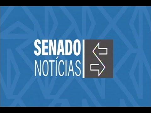 Edição da noite: Eunício anuncia que Senado não votará MPs com validade até quinta-feira