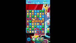 Candy Crush Soda Saga - Level 1131 (NO Booster)