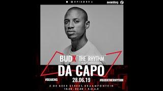 DA CAPO  BudX The Rhythm Johannesburg 28 June 2019