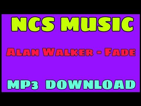 Alan Walker - Fade MP3 DOWNLOAD