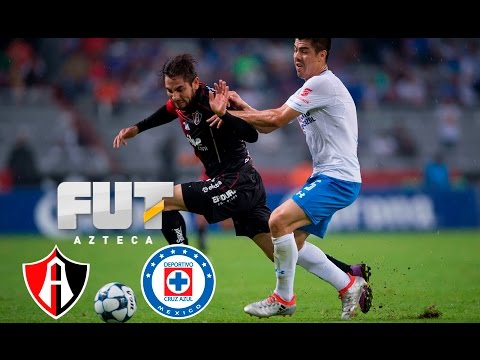 J7 | Apertura 2016 | Resumen Atlas vs Cruz Azul