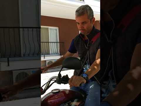 Kuba Dragon 50cc Motorun günaşırı ilk çalışma sıkıntısı