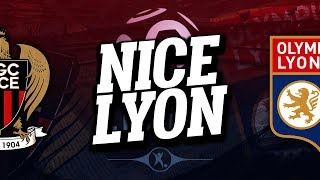 🔴 DIRECT / LIVE : NICE - LYON // Club House