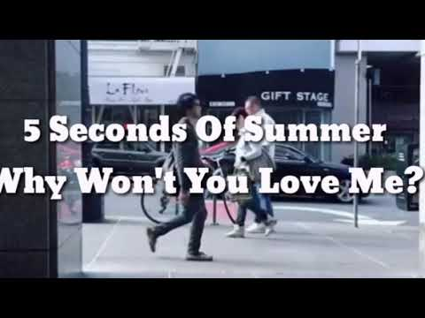 5 Seconds Of Summer - Why Won't You Love Me? (Unofficial lyrics video)