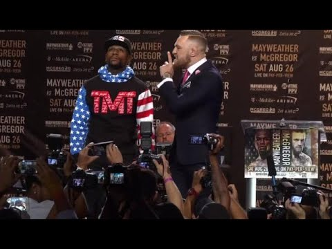 UFC President: Globally, Mayweather-McGregor bigger fight than Pacquiao bout