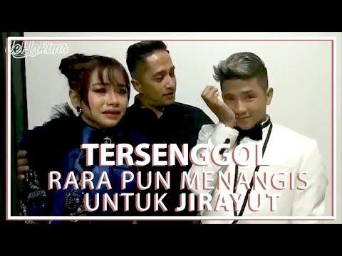 Image of TERSENGGOL, Rara pun Menangis Untuk Jirayut