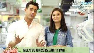 Video Cinta Karan Zul Ariffin dan Ayda Jebat - Selamat Hari Raya download MP3, 3GP, MP4, WEBM, AVI, FLV Juni 2018