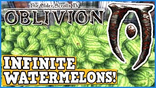How Many Watermelons are there in Oblivion? Oblivion Is A Perfectly Balanced Game With No Exploits