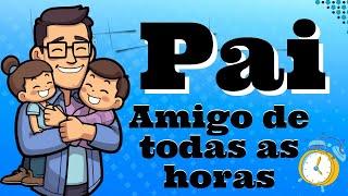 PAI, AMIGO DE TODAS AS HORAS | Bruna Karla | Letra na descrição