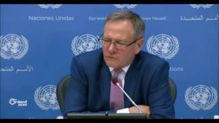 مشروع نيوزيلندي يسعى لإنهاء جمود الملف السوري على طاولة مجلس الأمن