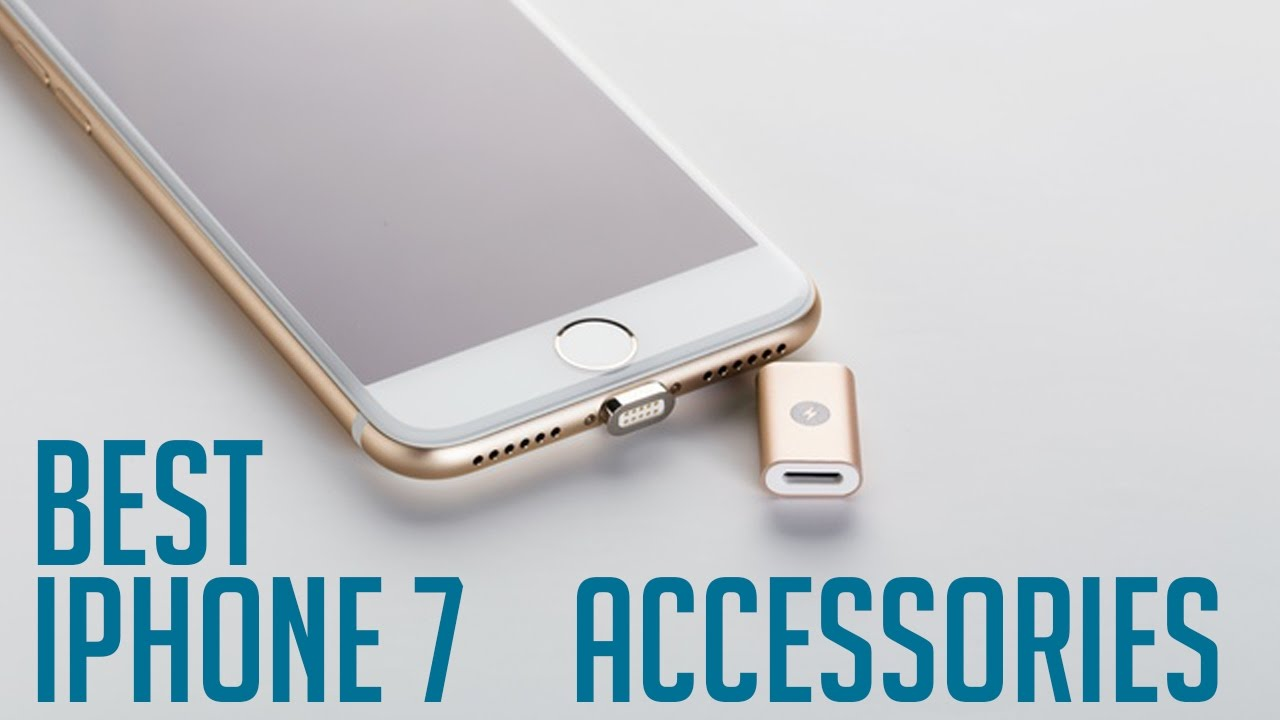 new styles 0ed9e 696cb 7 iPhone 7/7 Plus Accessories You NEED To Have!