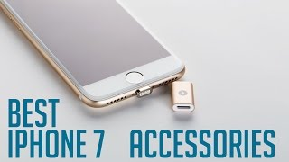 7 iPhone 7/7 Plus Accessories You NEED To Have!