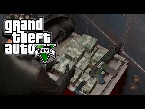 GTA 5 Online: Make MILLIONS Fast! - Stock Market Investing Tutorial! (GTA V)