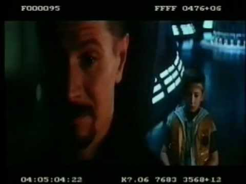 Gary Oldman - Lost In Space outtakes (gag reel)