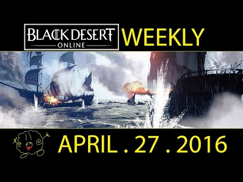 [Black Desert Online] Weekly: NODE WARS INC? (April 27th 2016) - 동영상