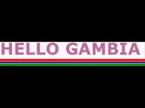 "Hello Gambia - Essa Bokarr Sey, Yonn Wee ""A Rose with Thorns, Washington Banjul Relations"""