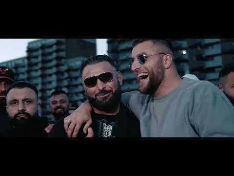 LA HONDA - A.M.A Feat. KC REBELL (Official Video) [prod. Ayouni]