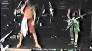 Pantera - Green Manalishi (live 1989) Rehearsals