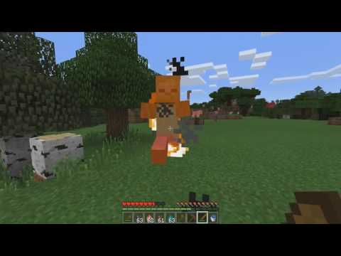 The Element Animation Villager Sounds Resource Pack - Minecraft Pocket Edition