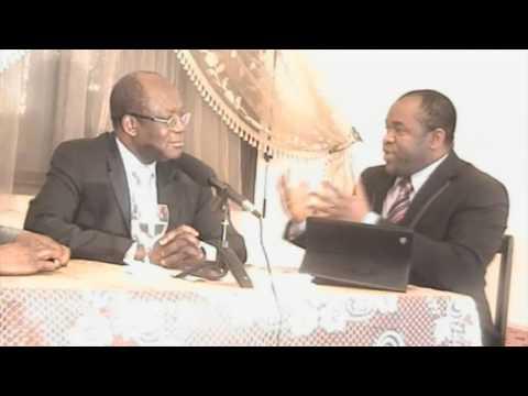 Mr. Honoré  NGBANDA réagit à l'actualité politique de la RD. Congo (Partie III)