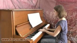 River flows in you - cover (Abrosova Olga - piano)