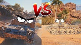 Кто Кого? Приколы World of Tanks и Крутые моменты #40