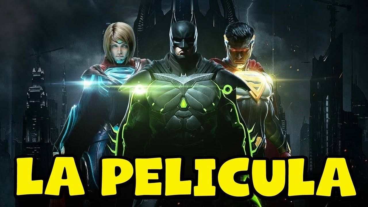 Ver Injustice 2 – DC – Pelicula Completa en Español Latino 2017 – Todas las cinematicas – 1080p 60fps en Español