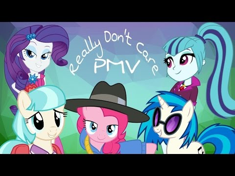 Really Don't Care [PMV]