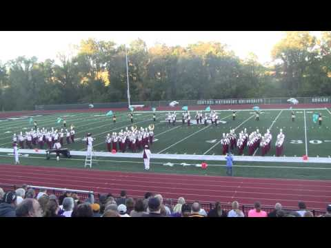 Fayette CMU Band Day 2016 - Eldon High School Band Field Show