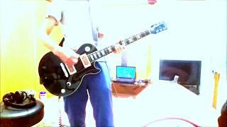 フーファイターズの1stのアルバムから、アイルスティックアラウンドを弾...