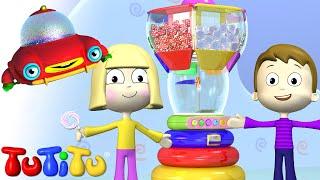 """TuTiTu -- """" I giocattoli prendono vita """"è uno spettacolo televisivo..."""