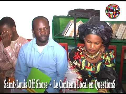 Saint Louis Off Shore     Le Contenu Local en QuestionS