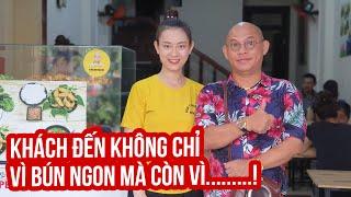 Food For Good #505: Đệ tử xinh chân truyền của Hạnh Béo Hanoi mở tiệm bún cá ở Saigon
