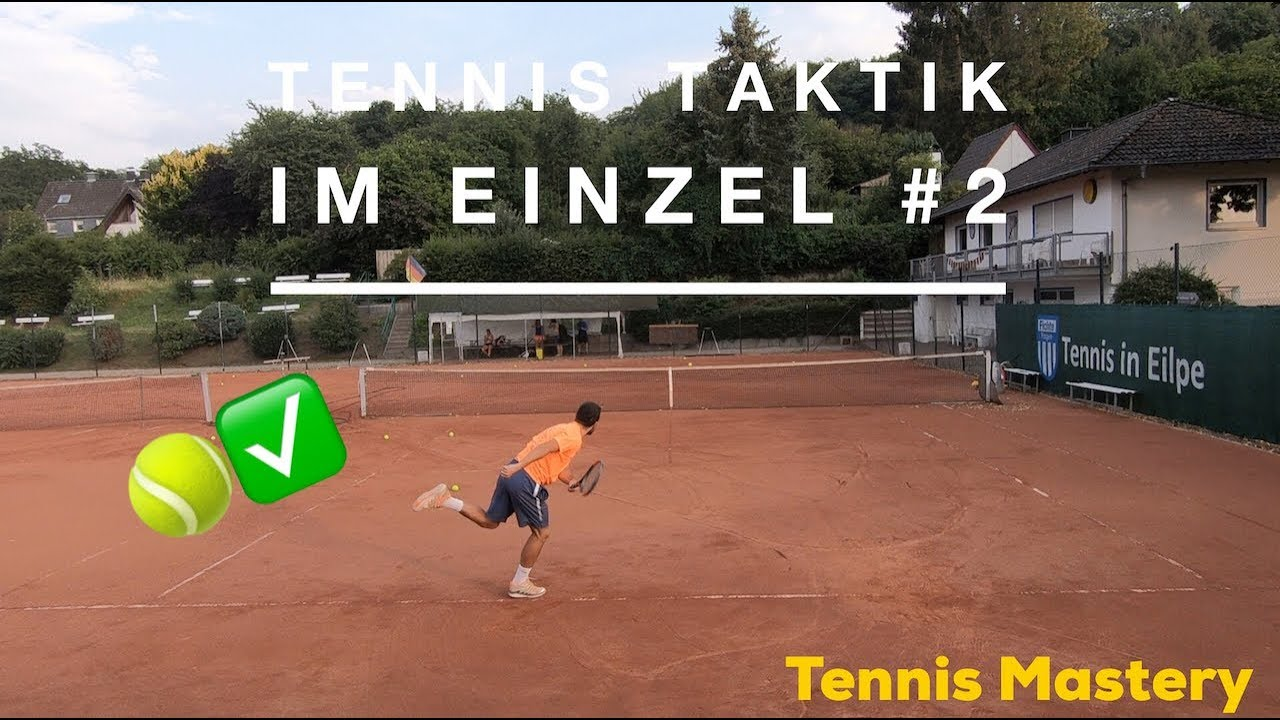 Tennis Deutsch