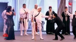 المعلم بوحة يستولى على قناة MBCمصر فى وش السعد