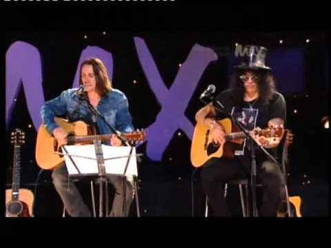 Slash & Myles Kennedy MAX Sessions - Fall To Pieces