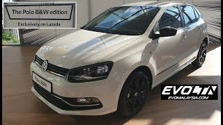 Volkswagen Polo Black & White Lazada Edition for 11.11 | EvoMalaysia.com