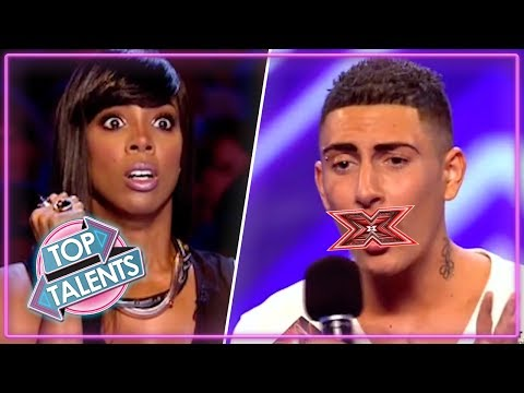 Rudest Auditions...EVER? | X Factor, Got Talent & Idols | To
