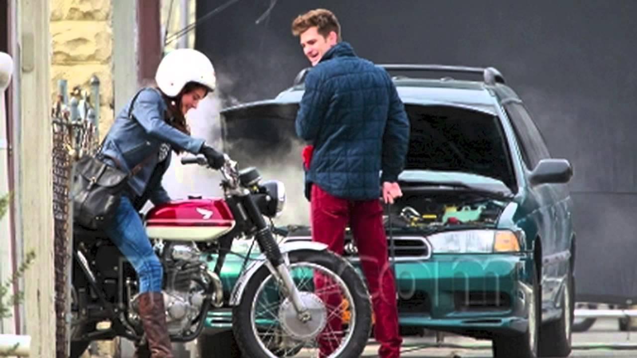 The Amazing Spider-Man 2  Andrew Garfield & Shailene ...