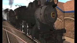 Ghost Train II - The Clinchfield Curse Part 1