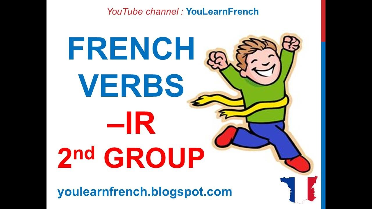 Learn french verbs conjugation worksheets