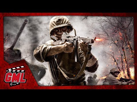 CALL OF DUTY: WORLD AT WAR - COMPLETE FRENCH FILM