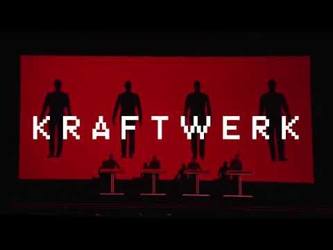 Kraftwerk 3-D kontsert, Saku Suurhall, Tallinn